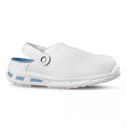 UPower Moon Safety Shoes White