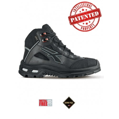 UPower Fixed GORE-TEX Safety Boots Waterproof Metal Free