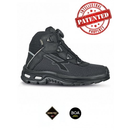 UPower Kora GORE-TEX Safety Boots Waterproof BOA