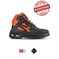 UPower Spirit GORE-TEX Safety Boots Waterproof Metal Free Orange