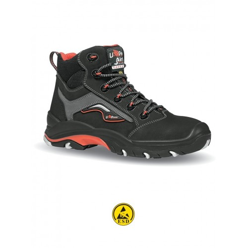 UPower Robust ESD Safety Boots