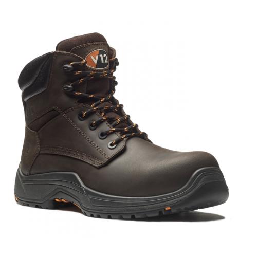 V12 VR601.01 Bison IGS Metal Free Safety Boots