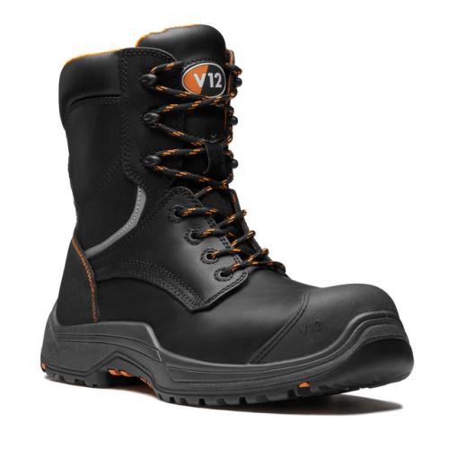 V12  VR620.01 Avenger IGS High Leg Safety Boots