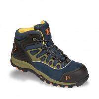 Fortec V8431 Aztec Blue/Green Urban Hiker Safety Boot