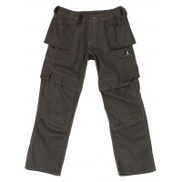 Mascot Velho Craftsmens Workwear Trousers Dark Anthracite