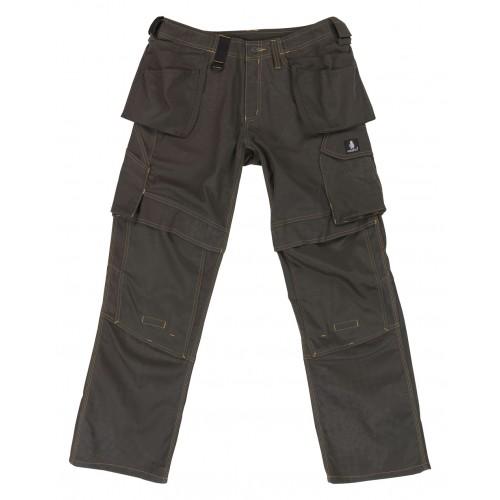 Mascot Velho Craftsmens Workwear Trousers Dark Anthracite