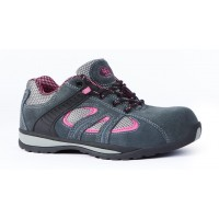 Vixen Lily Ladies Safety Trainers