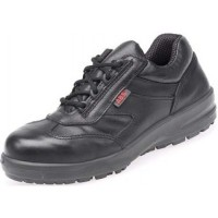 Catering Ladies Black Kitchen Safety Shoes ABS134PR