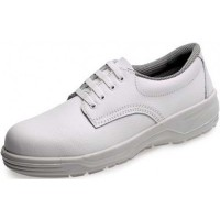 Catering Gents White Kitchen Safety Shoes ABS221PR