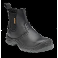 Worktough 812SM Black Dealer Safety Boots