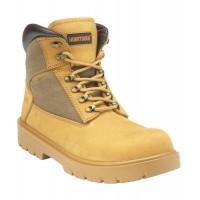 Worktough Tradesman Honey Safety Boots