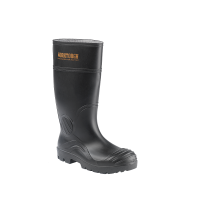 Worktough WT110 Black Wellington Safety Boots