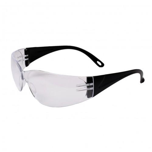 CAT Jet Safety Frame Glasses - Clear