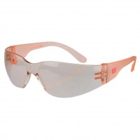 CAT Jet Safety Frame Glasses - Pink