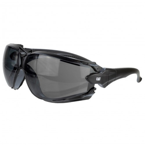 CAT Torque Safety Glasses - Smoke