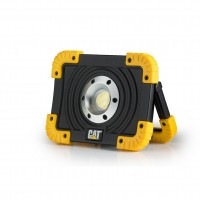 CAT Rechargeable Work Light 1100LM - Black/ Yellow