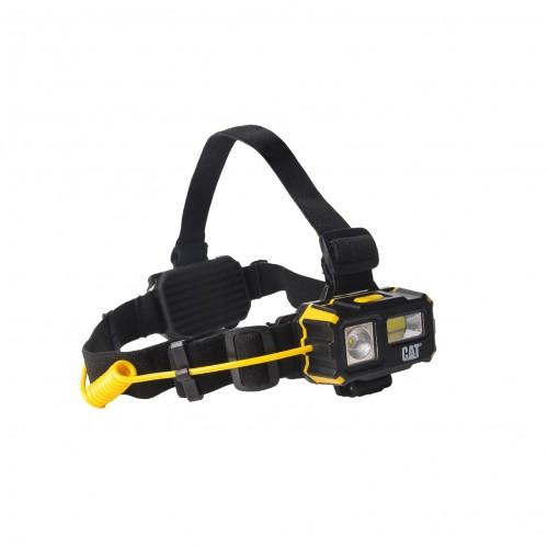 CAT 4-Function Headlamp 250LM - Black