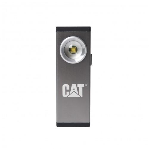 CAT Aluminium Rechargeable Pocket Spot Light 200LM - Grey