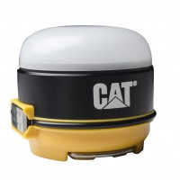 CAT Rechargeable Micro Utility Light 200LM - Black / Yellow
