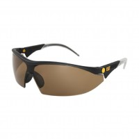CAT Digger Protective Eyewear - Brown