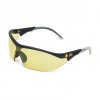 CAT Digger Protective Eyewear - Yellow