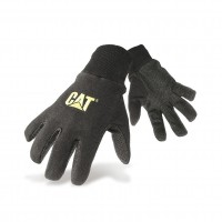 CAT Jersey Dotted Glove - Large
