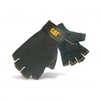 CAT Pig Skin Fingerless Glove - Large
