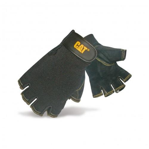 CAT Pig Skin Fingerless Glove - Medium