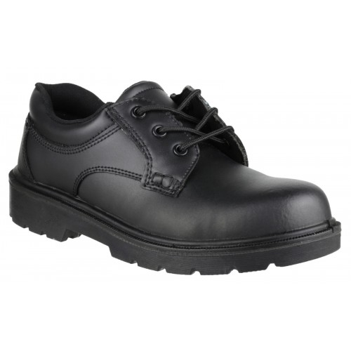 Amblers  FS41 Gibson Black Safety Shoes