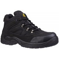 Amblers FS151 Black Safety Boots