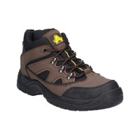 Amblers FS152 Brown Safety Boots