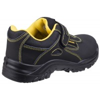 Amblers FS77 Black Safety Trainers