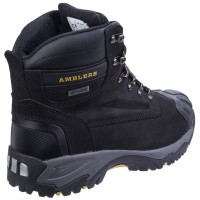 Amblers FS987 Black Metatarsal Waterproof Safety Boots