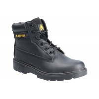 Amblers FS12C Black Metal Free Safety Boots