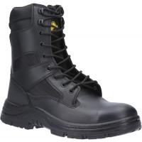 Amblers FS008 Black S3 Hi-Leg Safety Boots