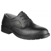 Amblers FS62 Black Waterproof Gibson Safety Shoes