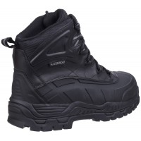 Amblers FS430 Orca Black Safety Boots