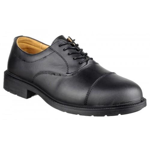 Amblers FS43 Black Safety Shoes