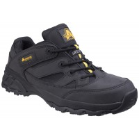 Amblers FS68C Black Metal Free Safety Trainers
