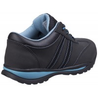 Amblers Safety AS713 Womens Black/Blue