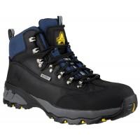 Amblers FS161 Black Waterproof Safety Boots
