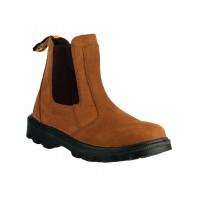 Amblers FS131 Brown Safety Dealer Boots