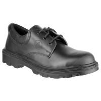 Amblers FS133 Black Safety Shoes