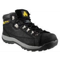 Amblers FS`123 Black Safety Boots