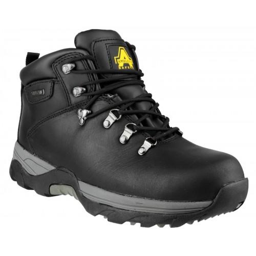 Amblers FS17 Black Waterproof Hiker Safety Boots