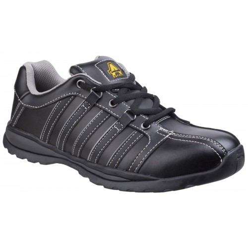 Amblers FS50 Black Safety Trainers