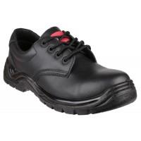 Centek FS311C Black Safety Shoes