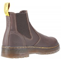 Dr Martens Eaves ST Chelsea Boot Brown