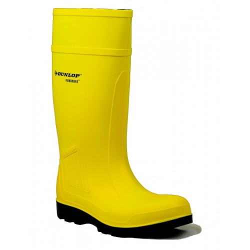 Dunlop Purofort Professional Yellow