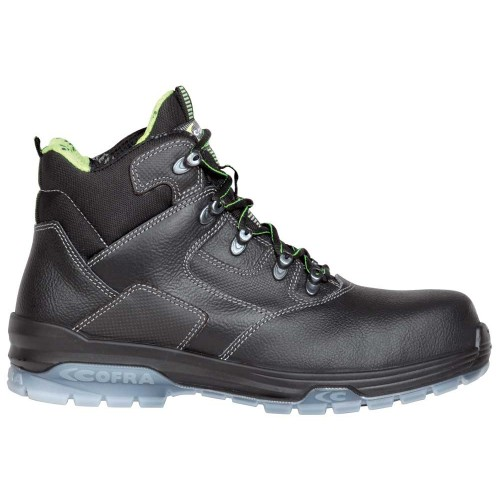 Cofra De Chirico Black Safety Boot
